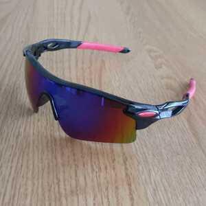 スポーツサングラス!!男女兼用!インポート品!自転車、ドライブ、野球、ゴルフ、釣り、スキーなど多種多様!