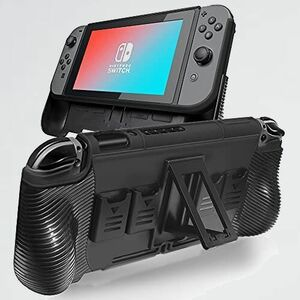 未使用 新品 Switch Nintendo Y-JN 軽量 おしゃれ カバ- AIDUCHO グリップカバ- ニンテンド-スイッチ 保護ケ-ス 指紋防止収納