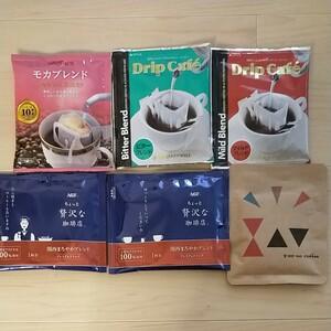 ドリップバッグコーヒー 6袋