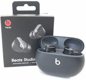 θ【ABランク/動作確認済み】beats by dr.dre Beats Studio Buds MJ4X3PA/A ブラック 箱/ケーブル/チャージケース付属 S55636772660