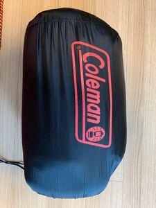 コールマン 寝袋 枕付き シェラフ