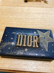 Diorアイシャドウパレット限定used ディオール スパークリングクチュールアイパレット 666 543 560 629 631