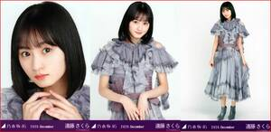 乃木坂46 遠藤さくら スペシャル衣装27 2020年12月ランダム生写真 3種コンプ 3枚 3枚コンプ
