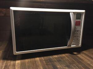 【送料無料】中古品 SHARP RE-S15C-W オーブンレンジ トースターグリル 通電確認済
