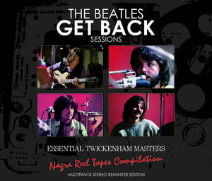 [8CD PACK] BEATLES / GET BACK SESSIONS - ESSENTIAL TWICKENHAM MASTERS (2CDx4) Special slip case specifications