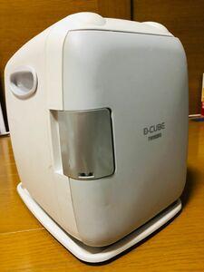 TWINBIRD ツインバード 電子保冷保温 D-CUBE グレー
