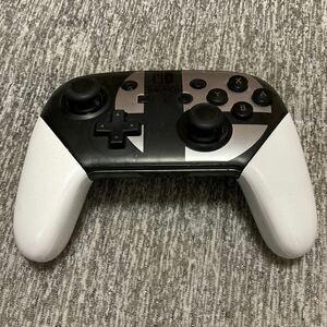 Nintendo Switch Proコントローラー 大乱闘スマッシュブラザーズエディション