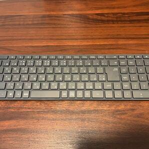 Microsoft Designer Bluetoothキーボード