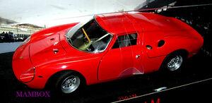 【フリマ】HW☆1/18 P9900 フェラーリ 250 LM RED
