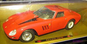 【フリマ】GUILOY☆1/18 REF67525 フェラーリ 250 GTO 1964 レッド