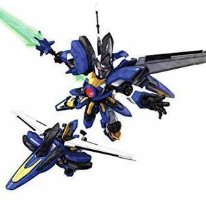 LBX 1/1スケール ハイパーファンクション オーディーン ダンボール戦機 色分け済みプラモデル