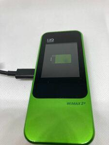 モバイルルーター Wi-Fi UQ WiMAX WiMAX2