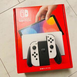 Nintendo Switch 有機ELモデルホワイト本体 スイッチ