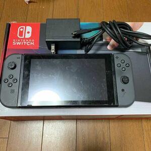任天堂Switch 本体 箱無し プロコン付き 充電器付き