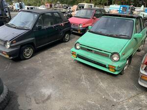 3 pcs together without document City cabriolet AT Honda