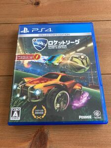 ロケットリーグ コレクターズエディション PS4 中古