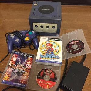 任天堂Nintendoゲームキューブ+おまけ