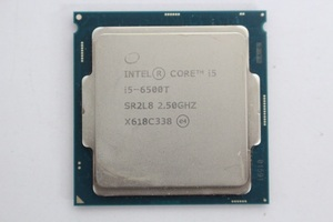 Intel CPU 第6世代 Core i5 6500T 2.50GHz LGA1151☆