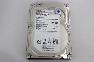 Seagate ST2000DM001 2TB 3.5 HDD SATA 動作品☆