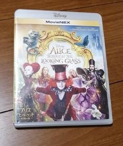 アリス・イン・ワンダーランド/時間の旅 Blu-ray+純正ケース ブルーレイ ディズニー