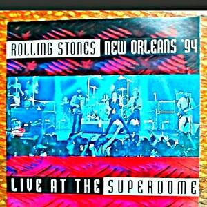 2枚組 Rolling Stones Live 94 at NewOrleans ローリングストーンズライブ