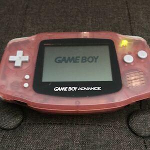 ゲームボーイアドバンス GBA 本体 AGB-001 (メーカー生産終了)