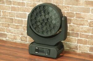 ROBE ROBIN 600 LED WASH / ムービングライト 舞台照明 LEDライト/ 電動ズーム ストロボ パルス エフェクト#R06602