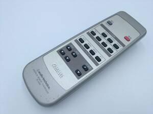 【 送料無料 即決価格 】audio-technica RC3000 ATH-DCL3000用 オーディオ リモコン (A2541)