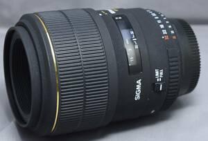 ^*[ Sigma ] macro 105mm F2.8D EX operation goods *^