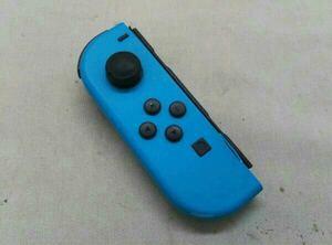 【動作確認済み】Nintendo Switch ジョイコン ネオンブルー