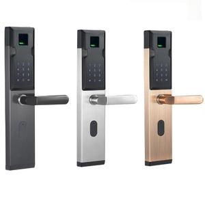 新品 指紋 ドアロック AT11156 キーレス WF74