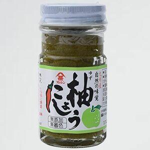 新品 目玉 九州産 フジジン Y-2C 調味料 60g 柚こしょう 無添加・無着色