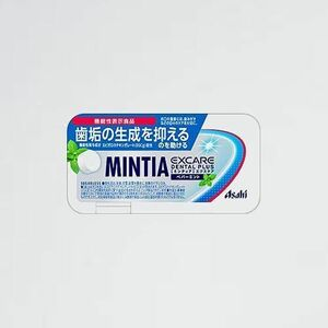 新品 目玉 ミンティアエクスケア アサヒグループ食品 H-KQ ペパーミント 30粒×8個 デンタルプラス
