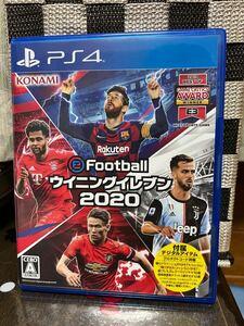 ゲームソフト/PS4 ウイニングイレブン2020