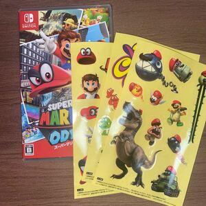 スーパーマリオオデッセイ Nintendo Switch 任天堂スイッチソフト ニンテンドースイッチ ニンテンドースイッチソフト