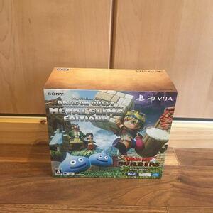 《新品未開封》PSVITA ドラゴンクエスト メタルスライムエディション PCH-2000ZAZA