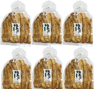 まとめて6袋【廃棄ゼロへSOS 1円スタート】焼きあなご まとめて6袋(しょうゆ味) 賞味期限2021年11月16日