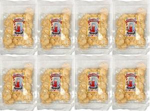まとめて8袋【廃棄ゼロへSOS 1円スタート】甘えび煎餅 塩味 まとめて8袋(1袋80g) ★賞味期限2021年11月4日