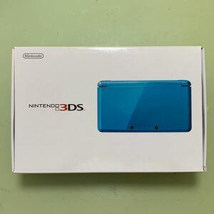 ニンテンドー3DS ライトブルー 箱付 ニンテンドー3DS本体