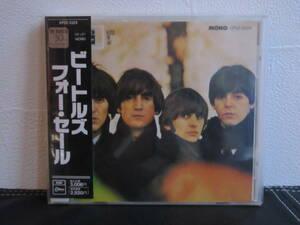 【CD/国内盤/黒帯】ザ・ビートルズ / フォーセール デビュー30周年記念アルバム W0050