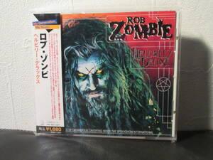 【CD/国内盤/入手困難】ロブ・ゾンビ / ヘルベリー・デラックス W0065