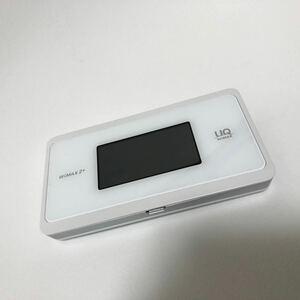 UQ WiMAX2 Wi-Fi モバイルルーター