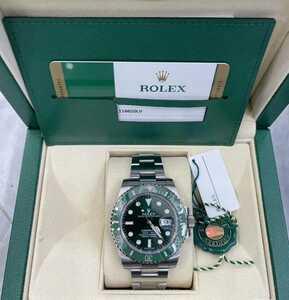 ROLEX ロレックス サブマリーナ 自動巻き腕時計