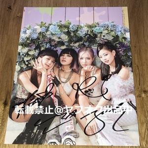 BLACKPINK③◎[4+1]THE ALBUM PHOTOBOOK[LIMITED EDITION]両面ポスター◎直筆サイン