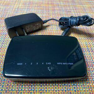 ELECOM Wi-Fi中継器 WRC-300FEBK