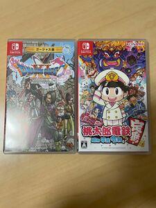 ドラゴンクエスト11s 桃太郎電鉄 Nintendo Switch