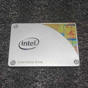 INTEL SSD 530 Series 240GB SATA SSD 正常品 2.5インチ内蔵SSD フォーマット済み PCパーツ 動作確認済み 256GB