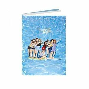 ★人気★売筋 TWICE 2nd Special Album - SUMMER NIGHTS [ A Ver. ] CD +