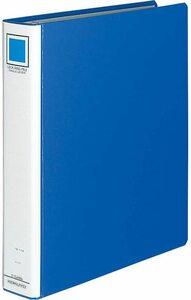 【未使用品】コクヨ ファイル リングファイル シングルレバー A4 縦 青 フ-TL440B×2冊セット