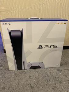 PS5 本体 新品 PlayStation 5  CFI-1100A01  ディスクドライブ搭載モデル プレイステーション5